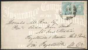 Sale Number 1196, Lot Number 1020, Confederate States: General Issues5c Blue, Local (7), 5c Blue, Local (7)