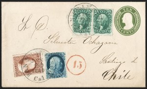 Sale Number 1196, Lot Number 1151, South America10c Green, Ty. I (31), 10c Green, Ty. I (31)
