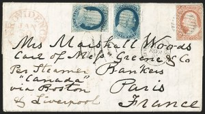 Sale Number 1196, Lot Number 1209, France (including Algeria and Corsica)1c Blue, Ty. IV (9), 1c Blue, Ty. IV (9)