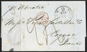 Sale Number 1196, Lot Number 1235, France (including Algeria and Corsica),