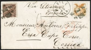 Sale Number 1196, Lot Number 1253, France (including Algeria and Corsica)10c Yellow (116), 10c Yellow (116)