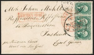 Sale Number 1196, Lot Number 1278, Germany10c Green, Ty. III (33), 10c Green, Ty. III (33)