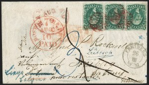 Sale Number 1196, Lot Number 1279, Germany10c Green, Ty. III (33), 10c Green, Ty. III (33)