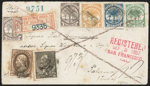 Sale Number 1196, Lot Number 1440, Samoa and South Pacific Islands5c Yellow Brown (205), 5c Yellow Brown (205)