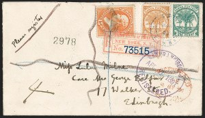 Sale Number 1196, Lot Number 1441, Samoa and South Pacific Islands15c Red Orange (189), 15c Red Orange (189)