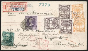 Sale Number 1196, Lot Number 1442, Samoa and South Pacific Islands10c Green (226), 10c Green (226)