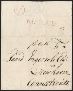 Sale Number 1196, Lot Number 513, Colonial & 19th Century1770, London, England to New Haven via Boston, 1770, London, England to New Haven via Boston