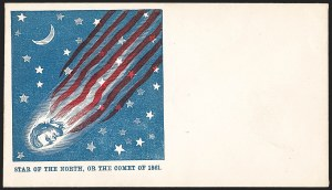 Sale Number 1196, Lot Number 845, Campaign & Civil War PatrioticsUnused Civil War Patriotics, Unused Civil War Patriotics