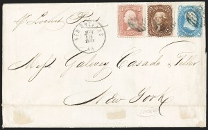 Sale Number 1196, Lot Number 861, 1861-68 Issues5c Red Brown (75), 5c Red Brown (75)