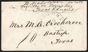Sale Number 1196, Lot Number 995, Confederate States: Handstamped Paid and DueBowling Green Ky. Feb. 12 (1862), Bowling Green Ky. Feb. 12 (1862)