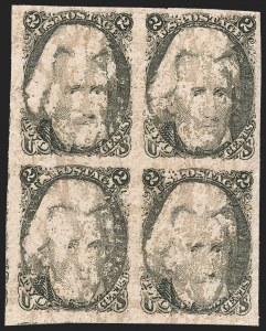 Sale Number 1197, Lot Number 1668, 1861-66 Issue (Scott 56-78)2c Black, Lowenberg Decalcomania Plate Essays (73-E73P5), 2c Black, Lowenberg Decalcomania Plate Essays (73-E73P5)