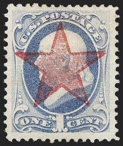 Sale Number 1197, Lot Number 1802, 1873-75 Continental Bank Note Co. Issue (Scott 156-166, 178-179)1c Ultramarine (156), 1c Ultramarine (156)