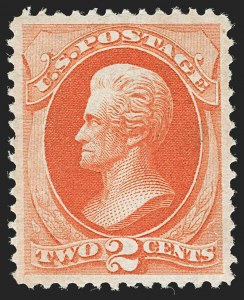 Sale Number 1197, Lot Number 1812, 1873-75 Continental Bank Note Co. Issue (Scott 156-166, 178-179)2c Vermilion (178), 2c Vermilion (178)