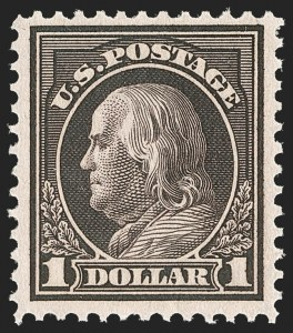 Sale Number 1197, Lot Number 1960, 1913-15 Panama-Pacific, 1912-15 Issues (Scott 397-461)30c-$1.00 1912-15 Issue (420-423), 30c-$1.00 1912-15 Issue (420-423)