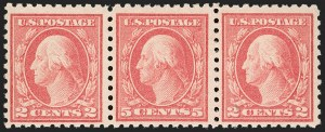 Sale Number 1197, Lot Number 1981, 1916-22 Issues (Scott 462-497)5c Carmine, Error (467), 5c Carmine, Error (467)