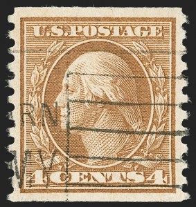 Sale Number 1197, Lot Number 2017, 1916-22 Issues (Scott 462-497)1c-5c 1916-22 Rotary Press Coils (486-490, 492-496), 1c-5c 1916-22 Rotary Press Coils (486-490, 492-496)