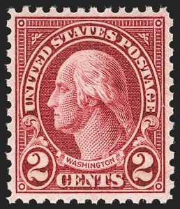 Sale Number 1197, Lot Number 2061, Later Issues2c Carmine, Ty. II (634A), 2c Carmine, Ty. II (634A)