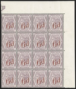 Sale Number 1198, Lot Number 3076, Surface Printed Issues, 1881 OnwardsGREAT BRITAIN, 1883, 6p on 6p Lilac Surcharge (SG Specialised K8B; SG 162; Scott 95), GREAT BRITAIN, 1883, 6p on 6p Lilac Surcharge (SG Specialised K8B; SG 162; Scott 95)