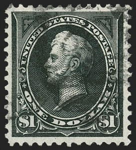 Sale Number 1199, Lot Number 1386, 1897-1903 Change of Colors (Scott 279-284)1c-$1.00 1894-98 Issues, Choice Graded Balance (249/281), 1c-$1.00 1894-98 Issues, Choice Graded Balance (249/281)