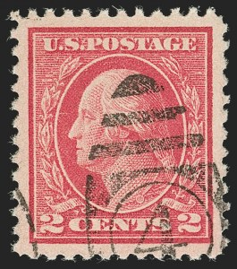 Sale Number 1199, Lot Number 1499, 1916-17 Issues (Scott 462-518)2c Deep Rose, Ty. Ia (500), 2c Deep Rose, Ty. Ia (500)