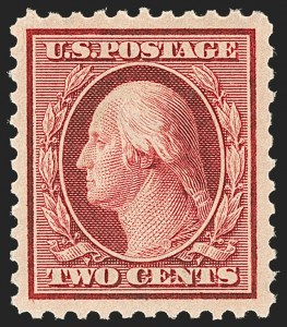 Sale Number 1199, Lot Number 1516, 1917-20 Issues (Scott 519-547)2c Carmine (519), 2c Carmine (519)