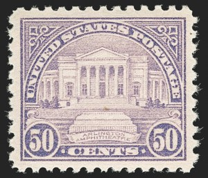 Sale Number 1199, Lot Number 1542, 1922-29 and Later Issues50c Lilac (570), 50c Lilac (570)