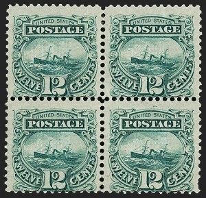 Sale Number 1200, Lot Number 101, 1869 Pictorial Issue (Scott 112-122),