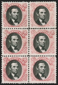 Sale Number 1200, Lot Number 104, 1869 Pictorial Issue (Scott 112-122),