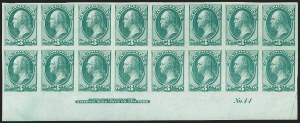 Sale Number 1200, Lot Number 111, 1870-71 National Bank Note Company Grilled Issue (Scott 136-140),
