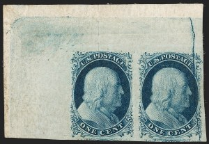 Sale Number 1200, Lot Number 14, 1¢-12¢ 1851-56 Issue (Scott 5-17),