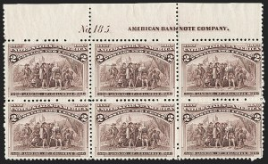 Sale Number 1200, Lot Number 141, 1¢-50¢ 1893 Columbian Issue (Scott 230-245),