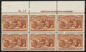 Sale Number 1200, Lot Number 149, 1¢-50¢ 1893 Columbian Issue (Scott 230-245),