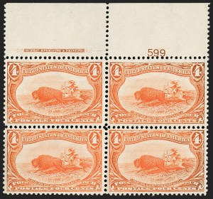 Sale Number 1200, Lot Number 170, 1898 Trans-Mississippi Issue (Scott 285-293),