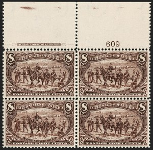 Sale Number 1200, Lot Number 172, 1898 Trans-Mississippi Issue (Scott 285-293),