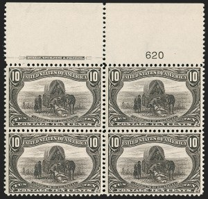 Sale Number 1200, Lot Number 173, 1898 Trans-Mississippi Issue (Scott 285-293),
