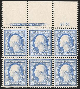 Sale Number 1200, Lot Number 214, 1909-12 Issues including Panama-Pacific (Scott 369-404),