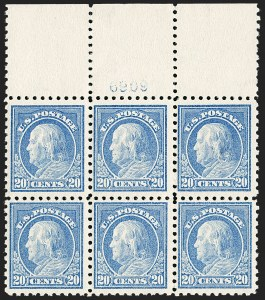 Sale Number 1200, Lot Number 234, 1913-15 Washington-Franklin Issues (Scott 424-461),