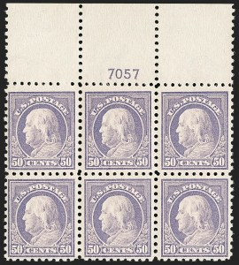 Sale Number 1200, Lot Number 235, 1913-15 Washington-Franklin Issues (Scott 424-461),