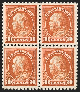 Sale Number 1200, Lot Number 245, 1916-17 Issues (Scott 462-480),