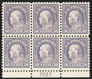 Sale Number 1200, Lot Number 246, 1916-17 Issues (Scott 462-480),