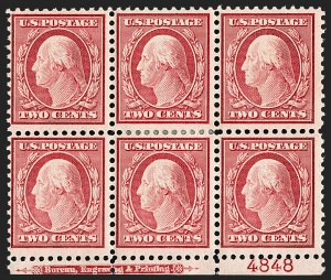 Sale Number 1200, Lot Number 254, 1922-23 Issues (Scott 485-550),