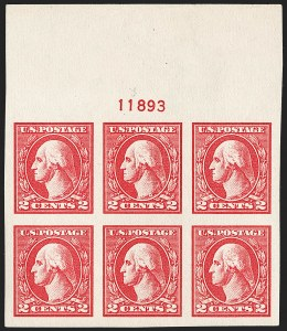 Sale Number 1200, Lot Number 257, 1922-23 Issues (Scott 485-550),