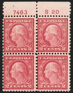 Sale Number 1200, Lot Number 259, 1922-23 Issues (Scott 485-550),