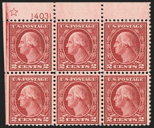 Sale Number 1200, Lot Number 261, 1922-23 Issues (Scott 485-550),