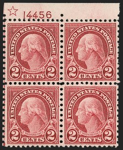 Sale Number 1200, Lot Number 268, 1923-29 Issues, including Kans.-Nebr. Overprints (Scott 573-678),