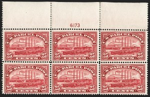 Sale Number 1200, Lot Number 302, Parcel Post Issues,