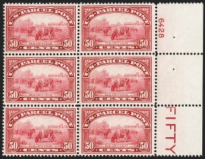 Sale Number 1200, Lot Number 303, Parcel Post Issues,