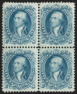 Sale Number 1200, Lot Number 69, 1861-66 Issue (Scott 56-77),