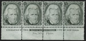 Sale Number 1200, Lot Number 84, 1867-68 Grilled Issue (Scott 79-101),