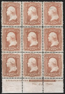 Sale Number 1200, Lot Number 85, 1867-68 Grilled Issue (Scott 79-101),